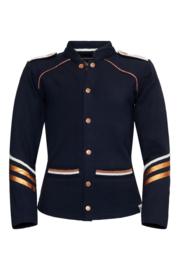 TopItm Jacket Sofia - Sweat Dark Blue