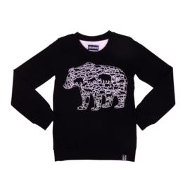 Legends22 Sweater Black Bear