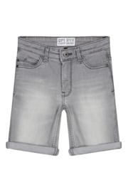Quapi boys Denim Short Arjan - Light Grey
