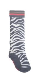 Quapi Socks Silke 'Grey Zebra'