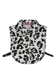Quapi collar Anoah - Dark Grey Leopard