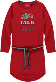 Quapi Dress Tamia - Lollipop Red
