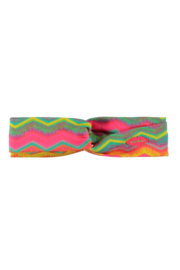 Kidz-Art Head band allover print - ao triangle