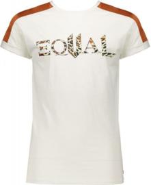 Nobell Girls Shirt Kamy - Off White
