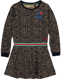 Quapi Dress Tacey - Leopard