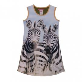 LoveStation22 dress Zebra