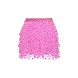 Mim-Pi Pink Tule Skirt, Mim-1032