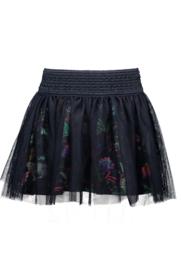B.Nosy Mesh Plissé Skirt With Jungle Lining - Jungle Girls
