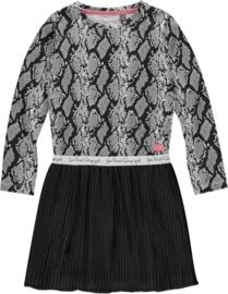 Quapi dress Tala - Grey Snake