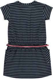 Quapi dress Samira 'Navy Stripe'