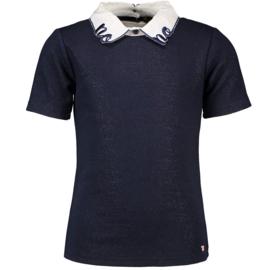Nono Girls Shirt Karli - Navy
