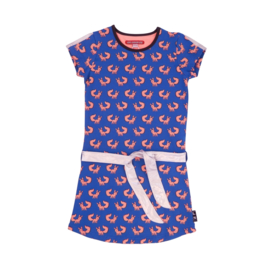 LoveStation22 Dress Nanda - Blue Peach