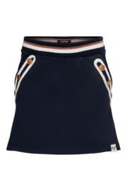 TopItm Skirt Tonny - Sweat Dark Blue
