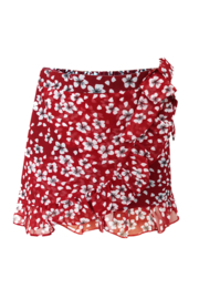 TopItm Skirt Florien - Viscose Flower