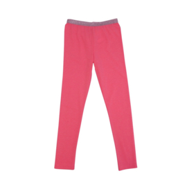 LoveStation22 basic legging neon pink
