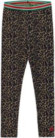 Quapi Legging Tjitske - Leopard