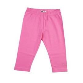 LoFff Basic Legging 3/4 Mid-Pink