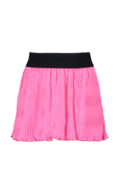 B.Nosy Skirt with Stroke Plissé - Sugar Plum
