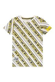Quapi boys shirt Adam - Empire Yellow Stripe
