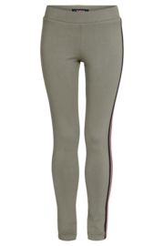 TopItm legging Rowena - olive green