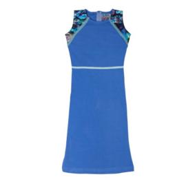Lavalava Dress Malaysia 'Lavender'