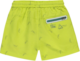 Quapi boys Swim shorts SIDO 'Fresh Yellow Tucan'