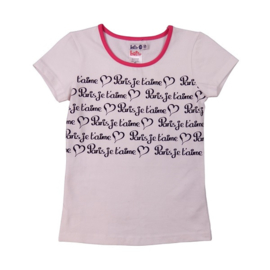 LoFff Shirt I Love Paris Z8140-01