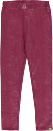 QUAPI LEGGING TIMBERLY - BORDEAUX