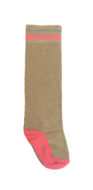 Quapi Socks Silke 'Gold lurex'