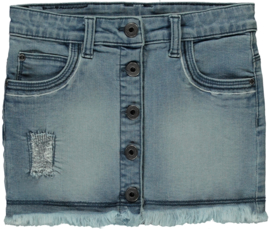 Quapi denim skirt Soraya 'Light Denim'