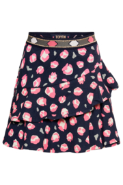 TopItm skirt Harper - aop Animal