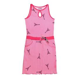 LoFff Midi Dress Z8111-01