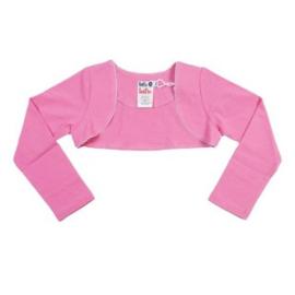 LoFff Basic Bolero Mid-Pink