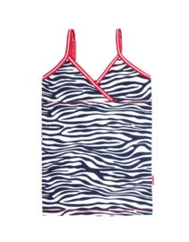 Claesen's Girls Singlet 'Zebra'