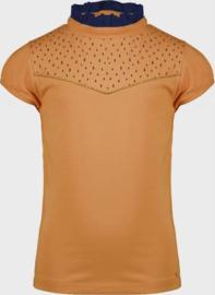 Nono Girls Shirt Kim - Cinnamon