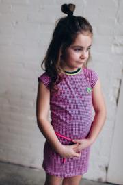Quapi Dress Aleeya - Neon Pink