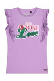 Quapi Shirt Alisse - Bright Lilac