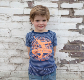 TYGO&Vito T-Shirt 'Stripe' X804-6436