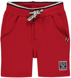 Quapi boys Pique Shorts Sietse 'Red'
