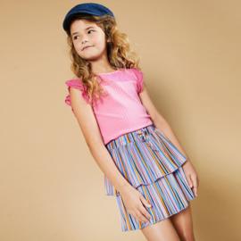 NoNo Girls Skirt Nikkie - Bright Sky