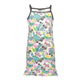 Moodstreet Dress - Turquoise