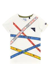 Quapi boys shirt Ali - White