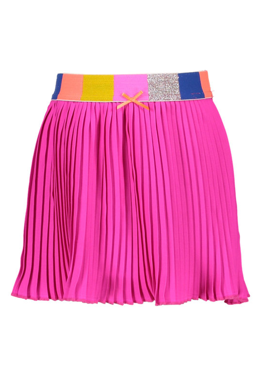 Kidz-Art Satin pleated skirt