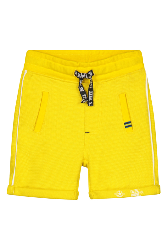 Quapi Baby Boys Short Brody - Empire Yellow