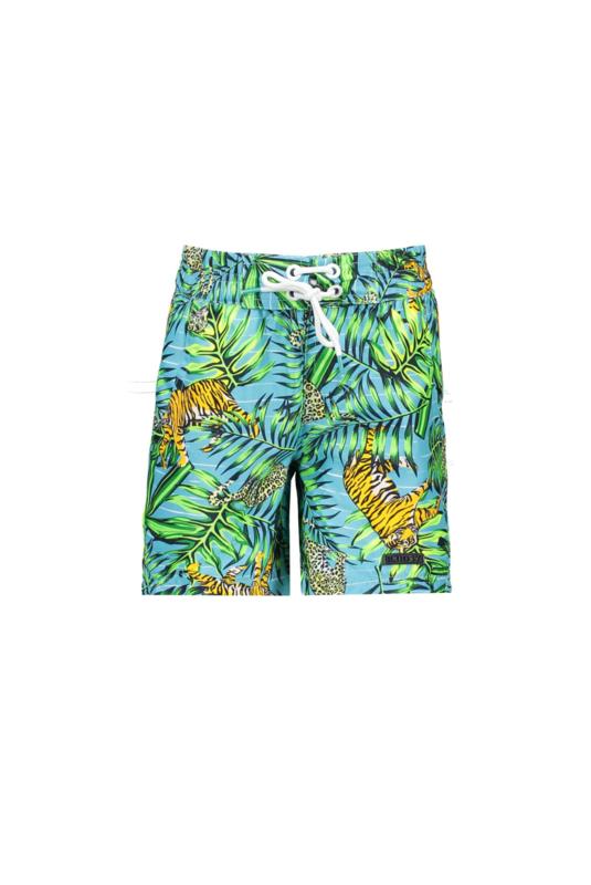 B.Nosy boys Boardshort - Tiger Jungle