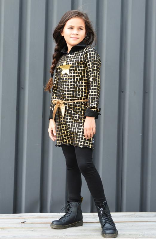 LoveStation22 dress Goldstar