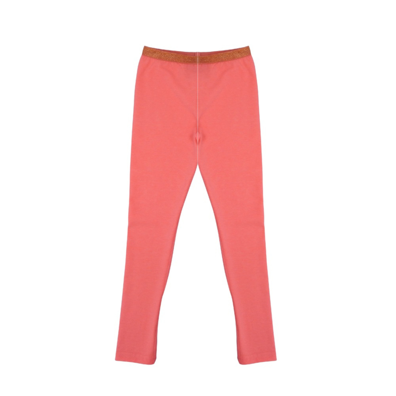 LoveStation22 FL Legging - Bright Peach