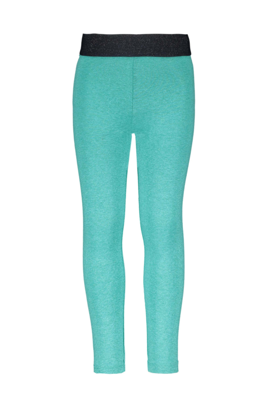 B.Nosy Legging With Lurex - Ceramic