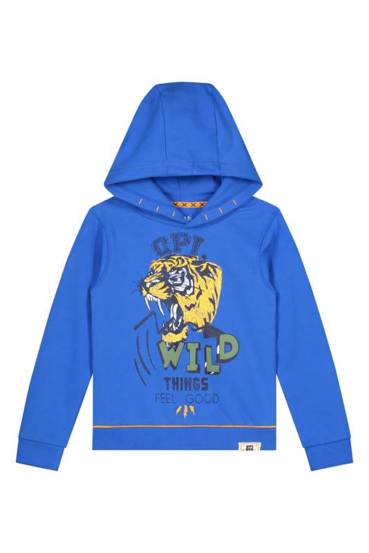 Quapi boys sweater Angelo - Par Blue