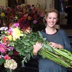Maura Rothuizen - bloemist in de Zaanstreek